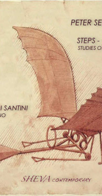 CD cover for Seabourne Steps Volume 2: Studies of Invention played by Giovanni Santini