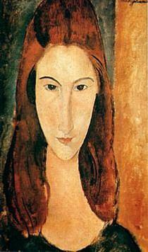 Jeanne Hubuterne - Modigliani - Seabourne The Girl ofToulouse / Canto della Ragazza da Toulouse from Seabourne's Steps Volume 4