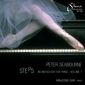 Seabourne Steps Volume 1 recorded for Sheva Contemporary by Minjeong Shin